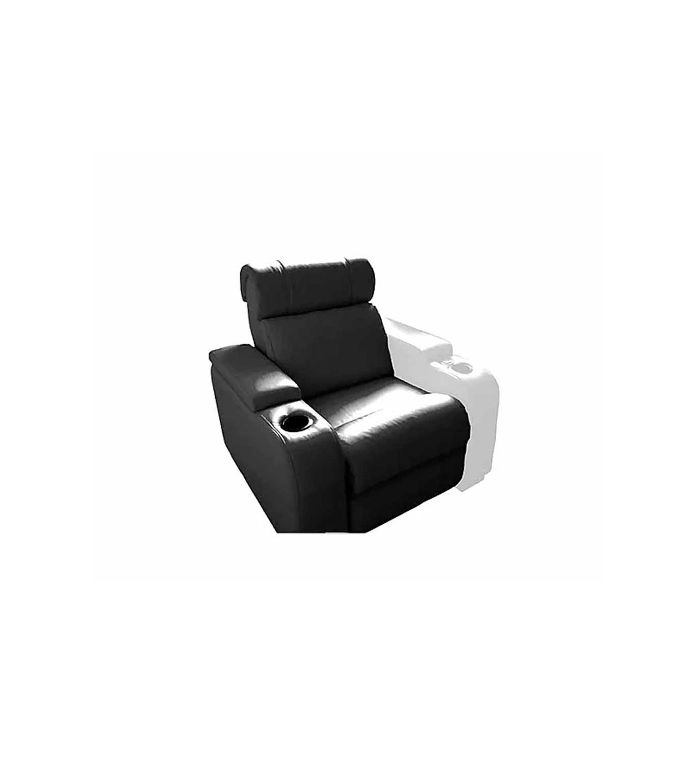 Lumene Luxury II Seat + Right Arm