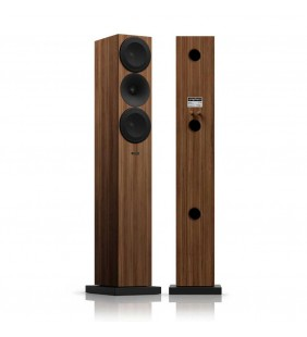 Amphion Helium 520 walnut