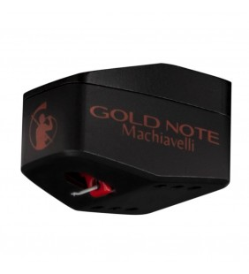 Gold Note Machiavelli MK2 Red